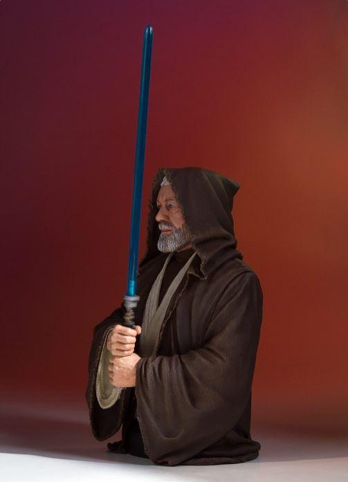 Gentle Giant PGM 2017 - Obi-Wan Death Star Duel Mini Bust  Obiwan23