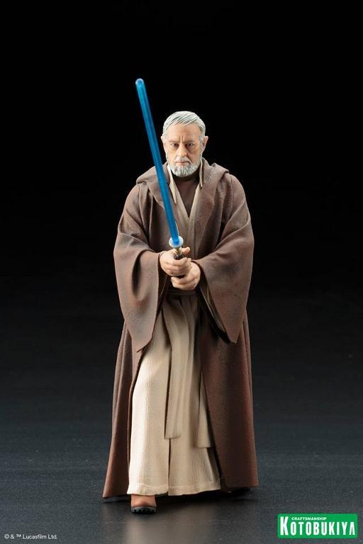 Kotobukiya Star Wars - Obi-Wan Kenobi ARTFX+ Statue Obiwan26