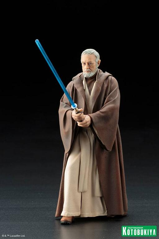 Kotobukiya Star Wars - Obi-Wan Kenobi ARTFX+ Statue Obiwan27