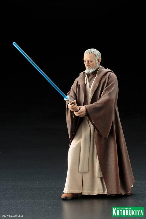 Kotobukiya Star Wars - Obi-Wan Kenobi ARTFX+ Statue Obiwan28