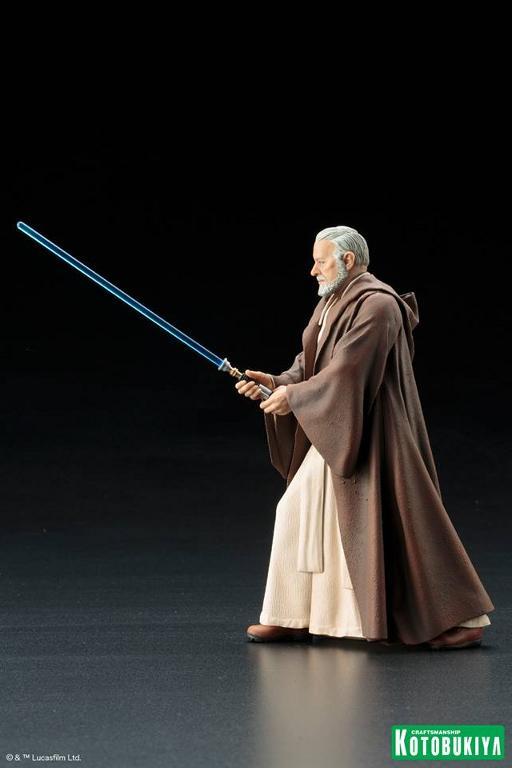 Kotobukiya Star Wars - Obi-Wan Kenobi ARTFX+ Statue Obiwan29