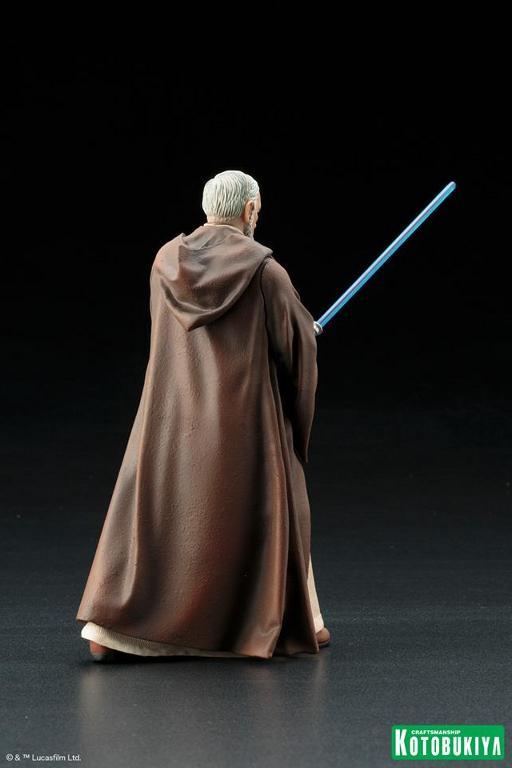 Kotobukiya Star Wars - Obi-Wan Kenobi ARTFX+ Statue Obiwan30