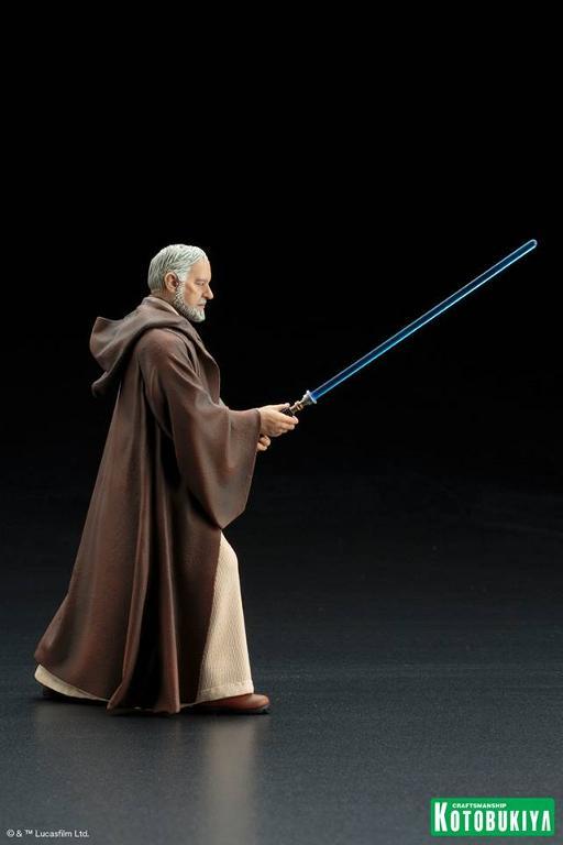 Kotobukiya Star Wars - Obi-Wan Kenobi ARTFX+ Statue Obiwan31