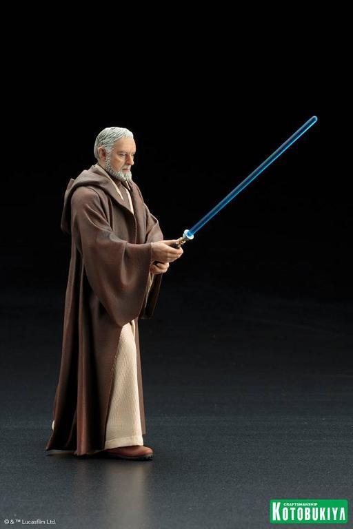 Kotobukiya Star Wars - Obi-Wan Kenobi ARTFX+ Statue Obiwan32