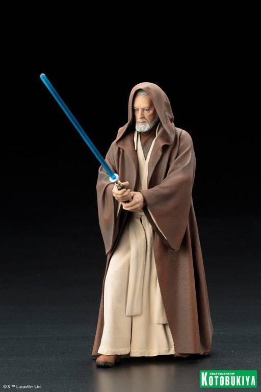Kotobukiya Star Wars - Obi-Wan Kenobi ARTFX+ Statue Obiwan33