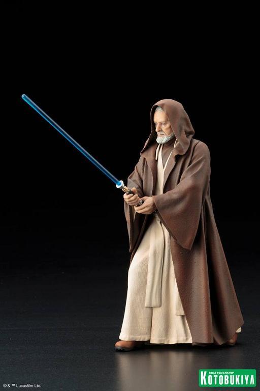 Kotobukiya Star Wars - Obi-Wan Kenobi ARTFX+ Statue Obiwan34