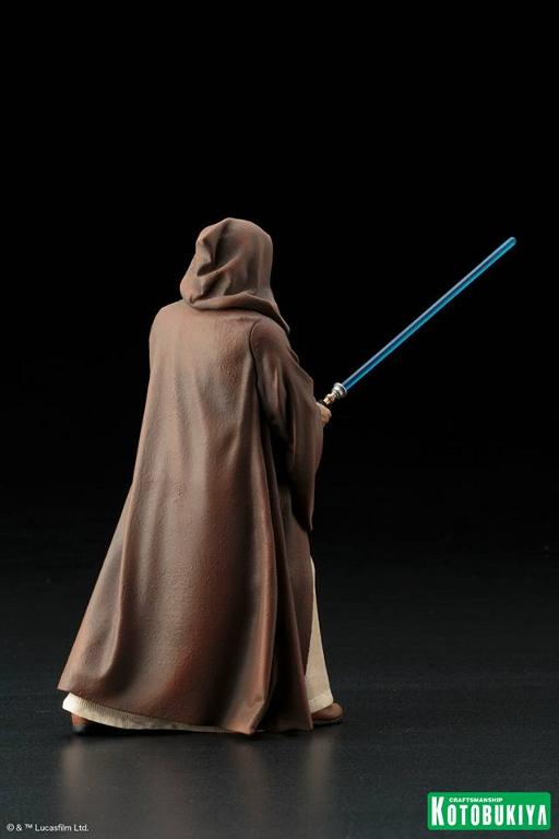 Kotobukiya Star Wars - Obi-Wan Kenobi ARTFX+ Statue Obiwan36