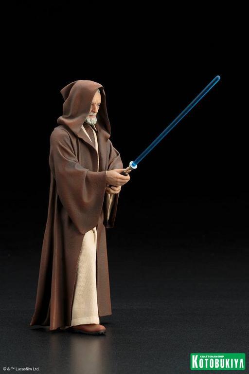 Kotobukiya Star Wars - Obi-Wan Kenobi ARTFX+ Statue Obiwan37