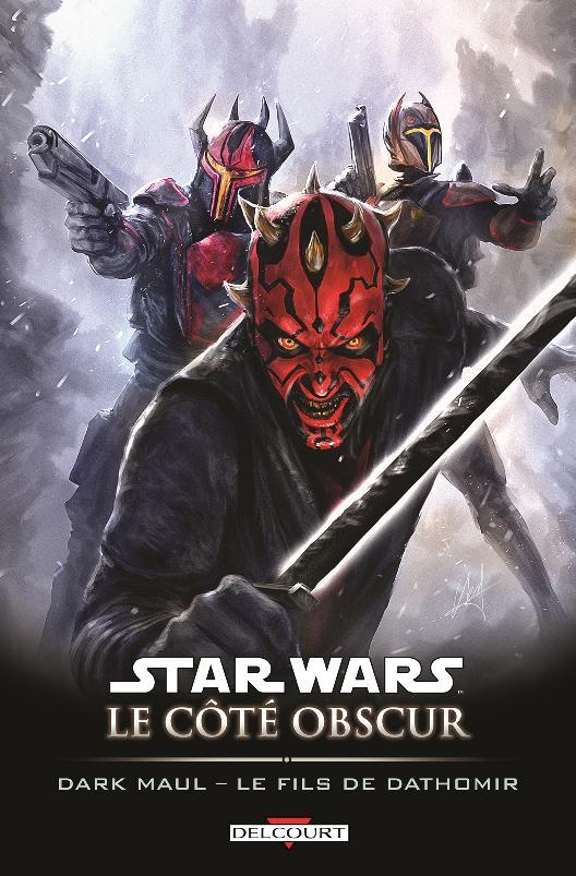 Star Wars Le Côté obscur 15 : Dark Maul Le fils de Dathomir Obscur10