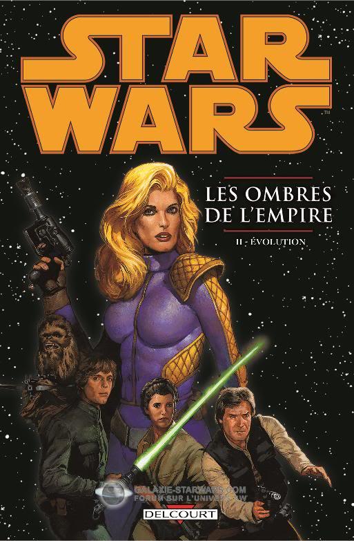 STAR WARS - LES OMBRES DE L'EMPIRE Ombres10