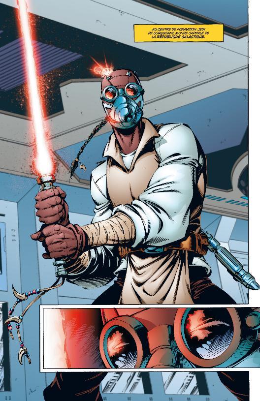 Star Wars - L'Ordre Jedi 4 - Émissaires à Malastare Ordre_13