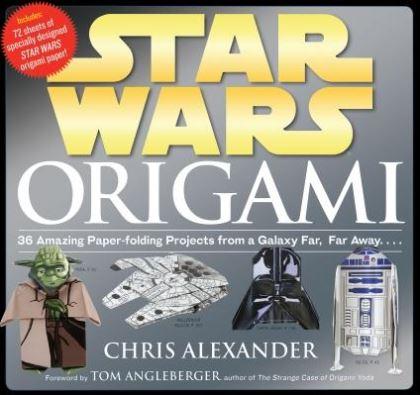 Star Wars Origami - Edition Larousse Origam10