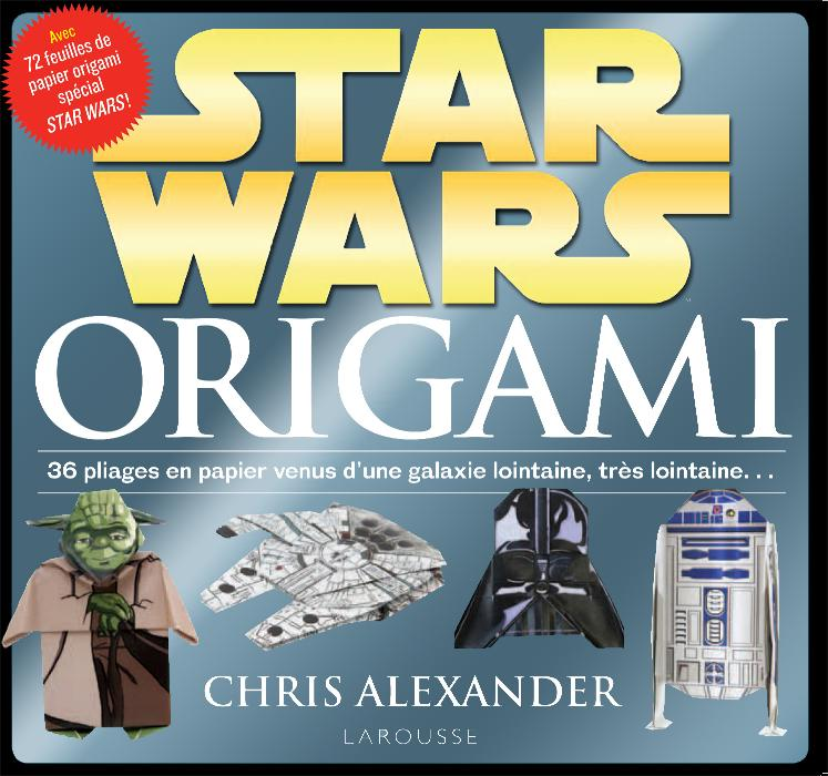 Star Wars Origami - Edition Larousse Origam11