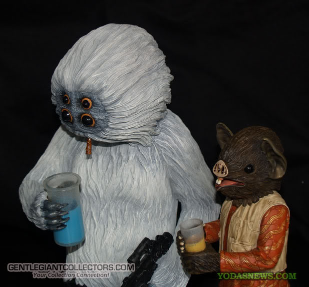Gentle Giant - Muftak and Kabe Mini Busts  P1014120
