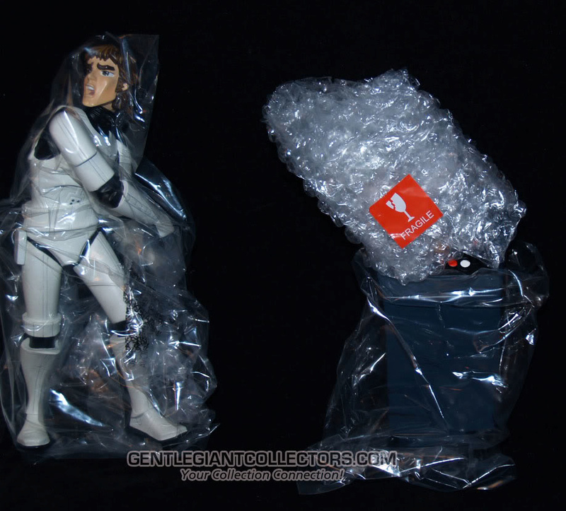 Gentle Giant -Han Solo Stormtrooper Animated Maquette Statue P4230916