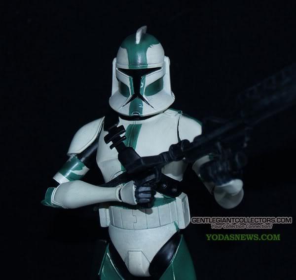 Gentle Giant - Clone Wars Maquette  Sgt Clone Trooper  P7072015