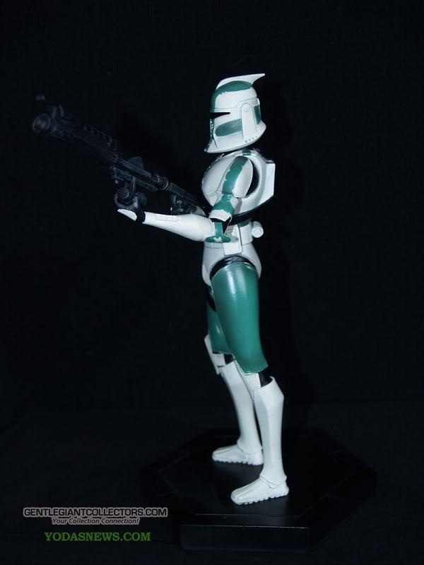 Gentle Giant - Clone Wars Maquette  Sgt Clone Trooper  P7072017