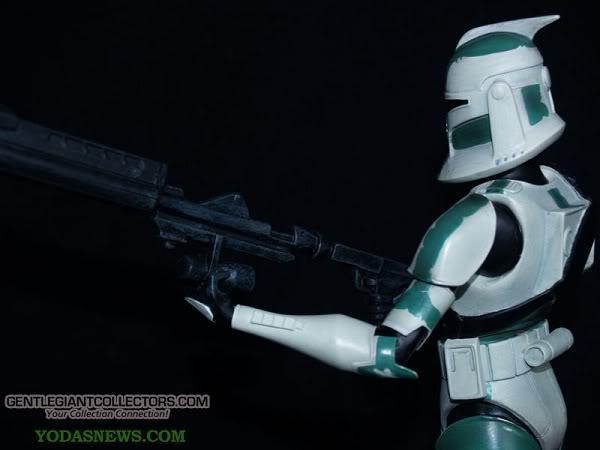 Gentle Giant - Clone Wars Maquette  Sgt Clone Trooper  P7072018