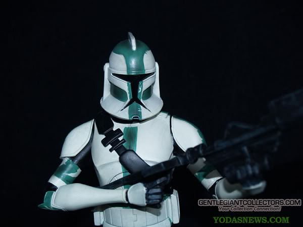 Gentle Giant - Clone Wars Maquette  Sgt Clone Trooper  P7072019