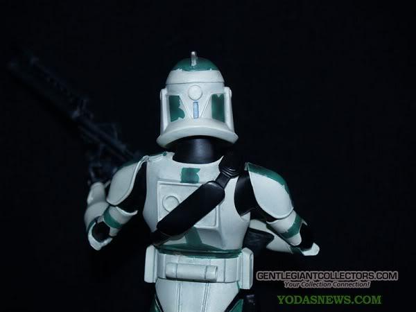 Gentle Giant - Clone Wars Maquette  Sgt Clone Trooper  P7072020