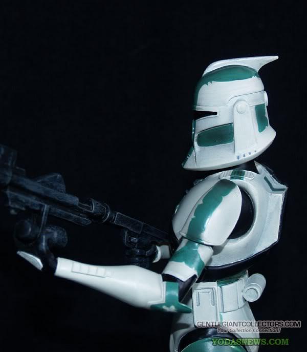 Gentle Giant - Clone Wars Maquette  Sgt Clone Trooper  P7072021