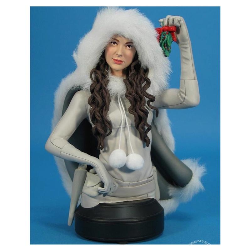 Gentle Giant - Padme Snow mini bust Pa0410