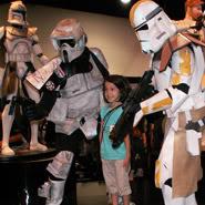 STAR WARS au Comic-Con International San Diego Pavili10