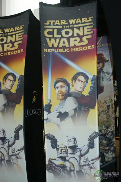 Star Wars - The Clone Wars - Républic Heroes Pavill10