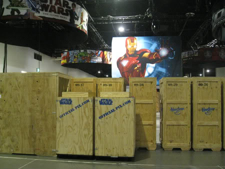 STAR WARS au Comic-Con International San Diego Pavill12