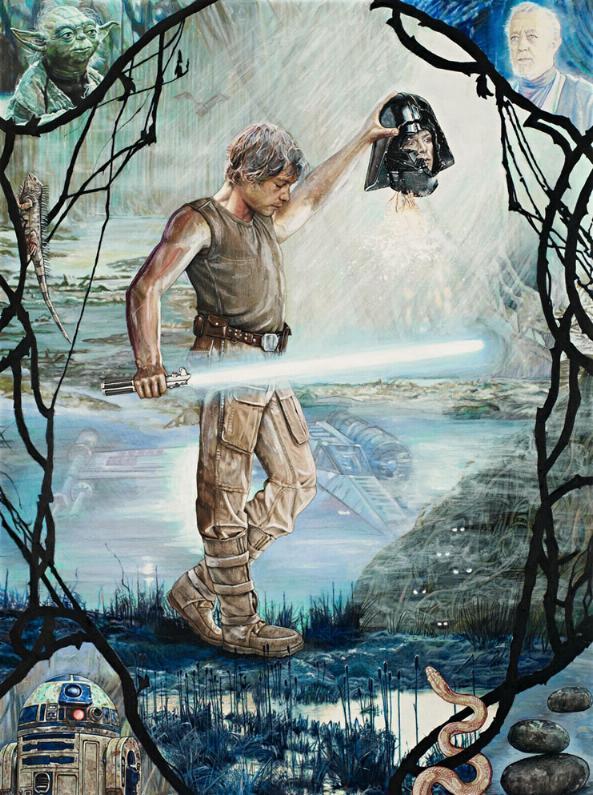 Artwork Star Wars - ACME - Perseus Skywalker Perseu10