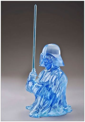 Gentle Giant - Darth Vader Holographic Mini Bust PGM 2013 Pgmvad11