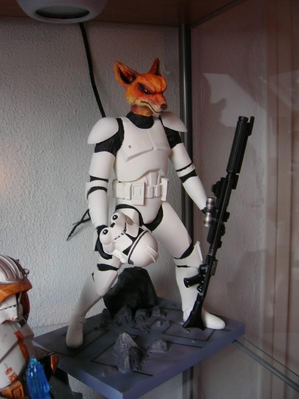 Kotobukiya - Clone Trooper EPIII ARTFX Statue Photo110