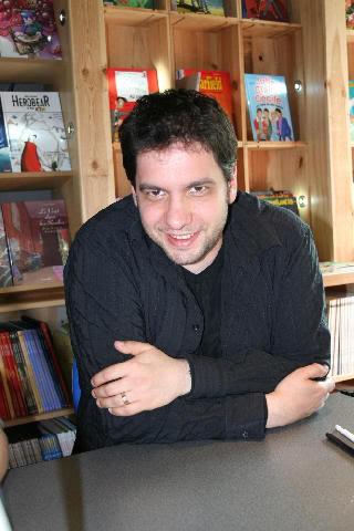 INTERVIEW DE BENJAMIN CARRE (alias ORNICAR) Photos10