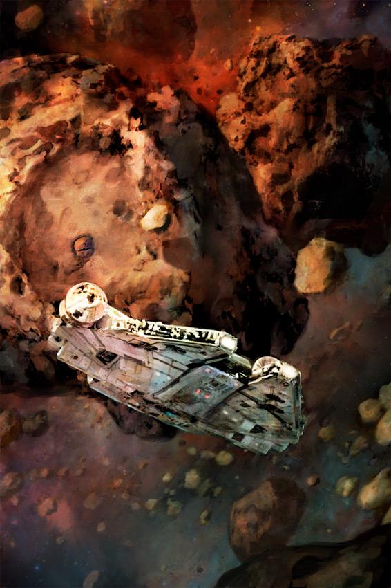 Artwork Star Wars - ACME - Planetesimals Planet11