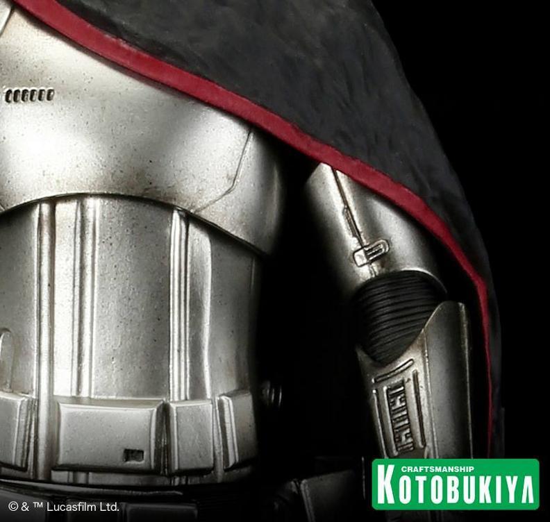 Kotobukiya Star Wars - Captain Phasma ARTFX+ Statue Plasma11