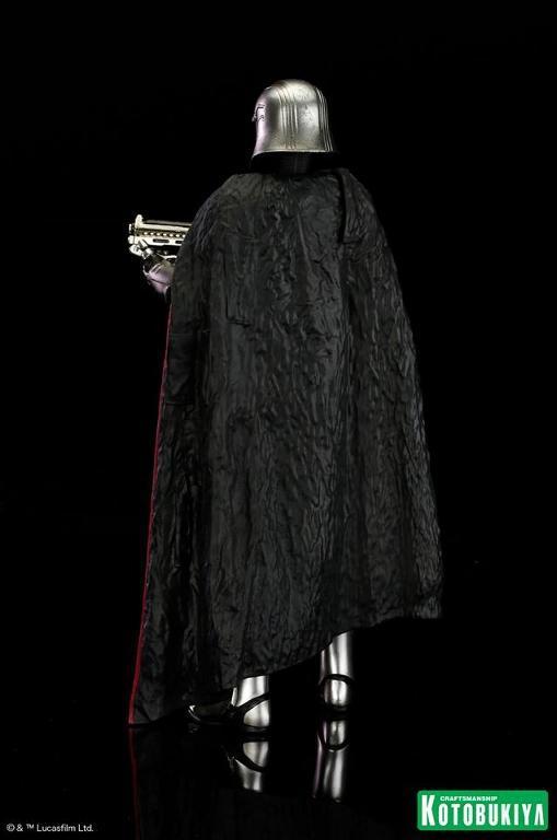 Kotobukiya Star Wars - Captain Phasma ARTFX+ Statue Plasma16