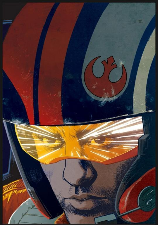 Marvel Comics US - Star Wars: Poe Dameron Poe0510