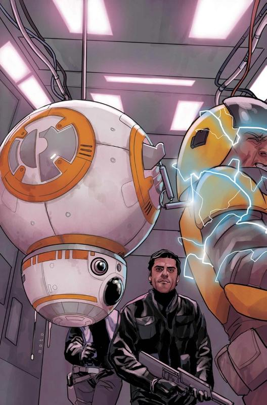 Marvel Comics US - Star Wars: Poe Dameron Poe0610