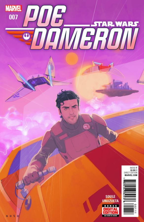 Marvel Comics US - Star Wars: Poe Dameron Poe0710