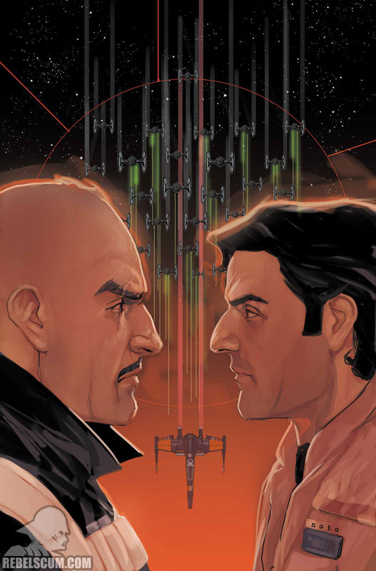 Marvel Comics US - Star Wars: Poe Dameron Poe0810