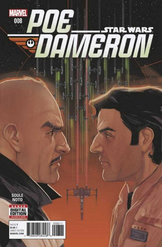 Marvel Comics US - Star Wars: Poe Dameron Poe08b10