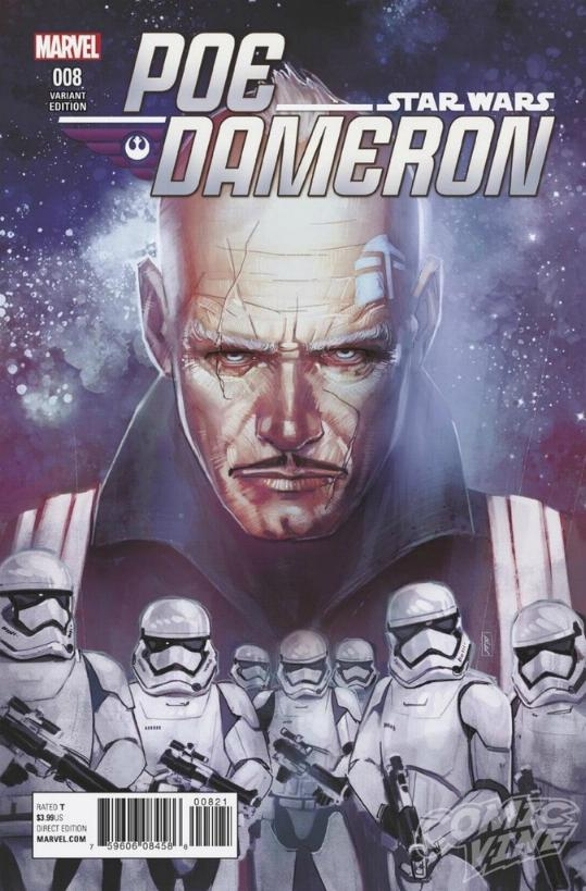 Marvel Comics US - Star Wars: Poe Dameron Poe08c10