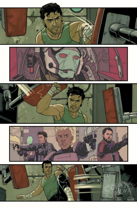 Marvel Comics US - Star Wars: Poe Dameron Poe08e10