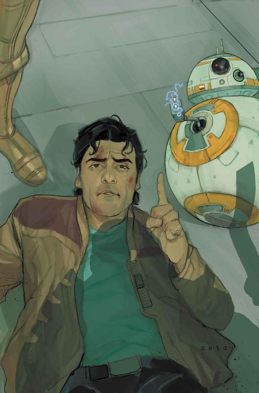 Marvel Comics US - Star Wars: Poe Dameron Poe1010