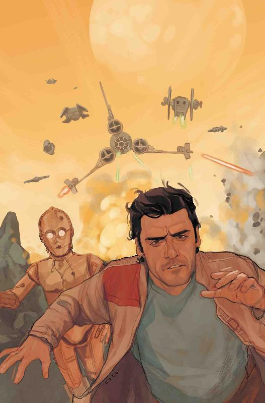 Marvel Comics US - Star Wars: Poe Dameron Poe1210