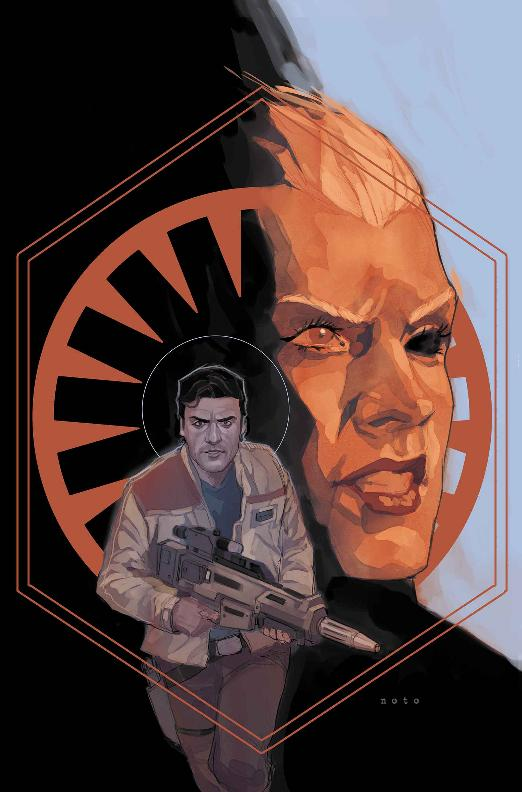 Marvel Comics US - Star Wars: Poe Dameron Poe1610