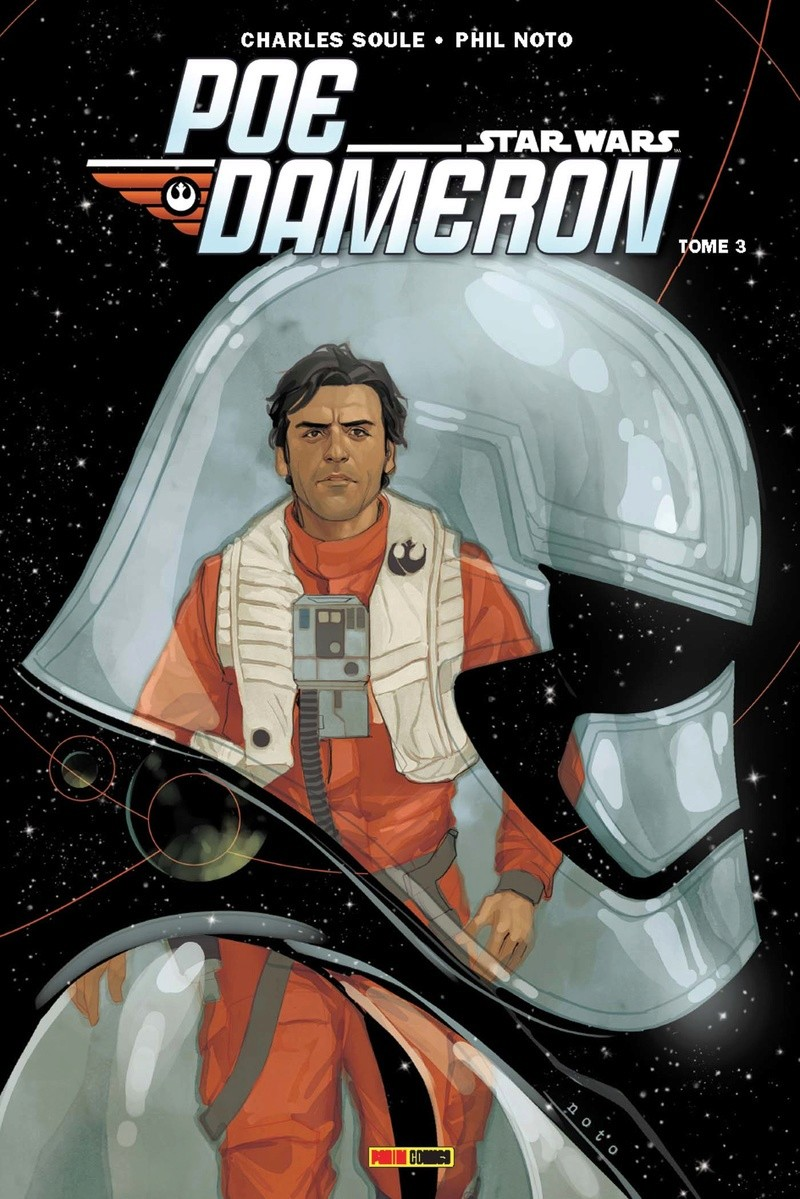 100% STAR WARS - POE DAMERON Tome 3 Poe_0310