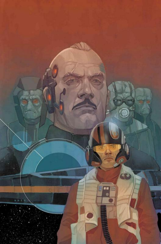 Marvel Comics US - Star Wars: Poe Dameron - Page 2 Poe_da12