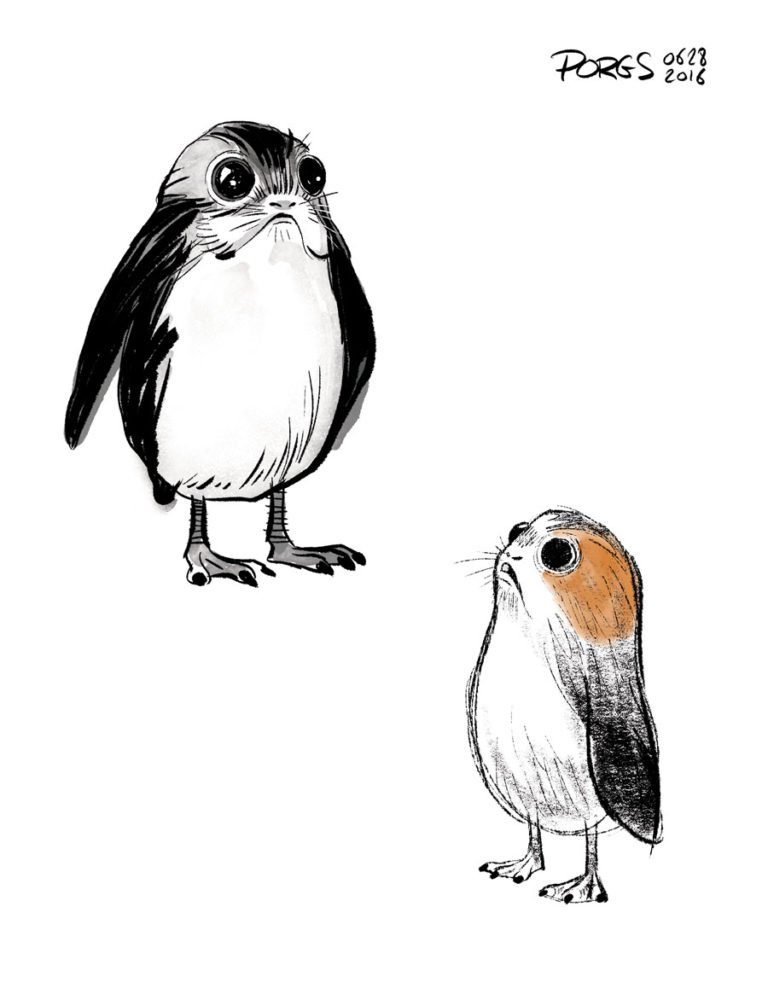8 - Les NEWS Star Wars Episode VIII - The Last Jedi - Page 14 Porgs_10