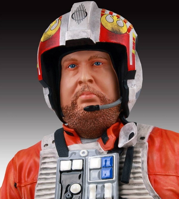 Gentle Giant - SDCC 2014 exclusives - Jek Porkins Mini Bust. Porkin12